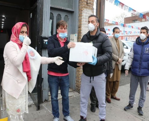 Paswo Food Distribution - Helping in Covid-19 Pandemic Album 2 (2)