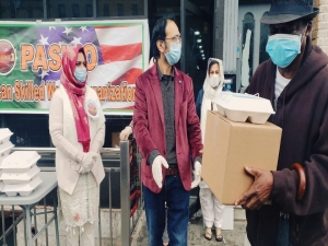 Paswo Food Distribution - Helping in Covid-19 Pandemic Album 3 (3)