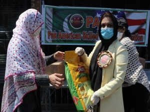 Paswo Food Distribution - Helping in Covid-19 Pandemic Album 4 (2)