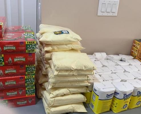 Paswo food distribution 14