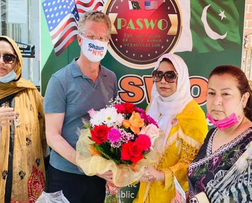 PASWO Holds 67th Food Pantry, Community Services, Women & Kids (1)
